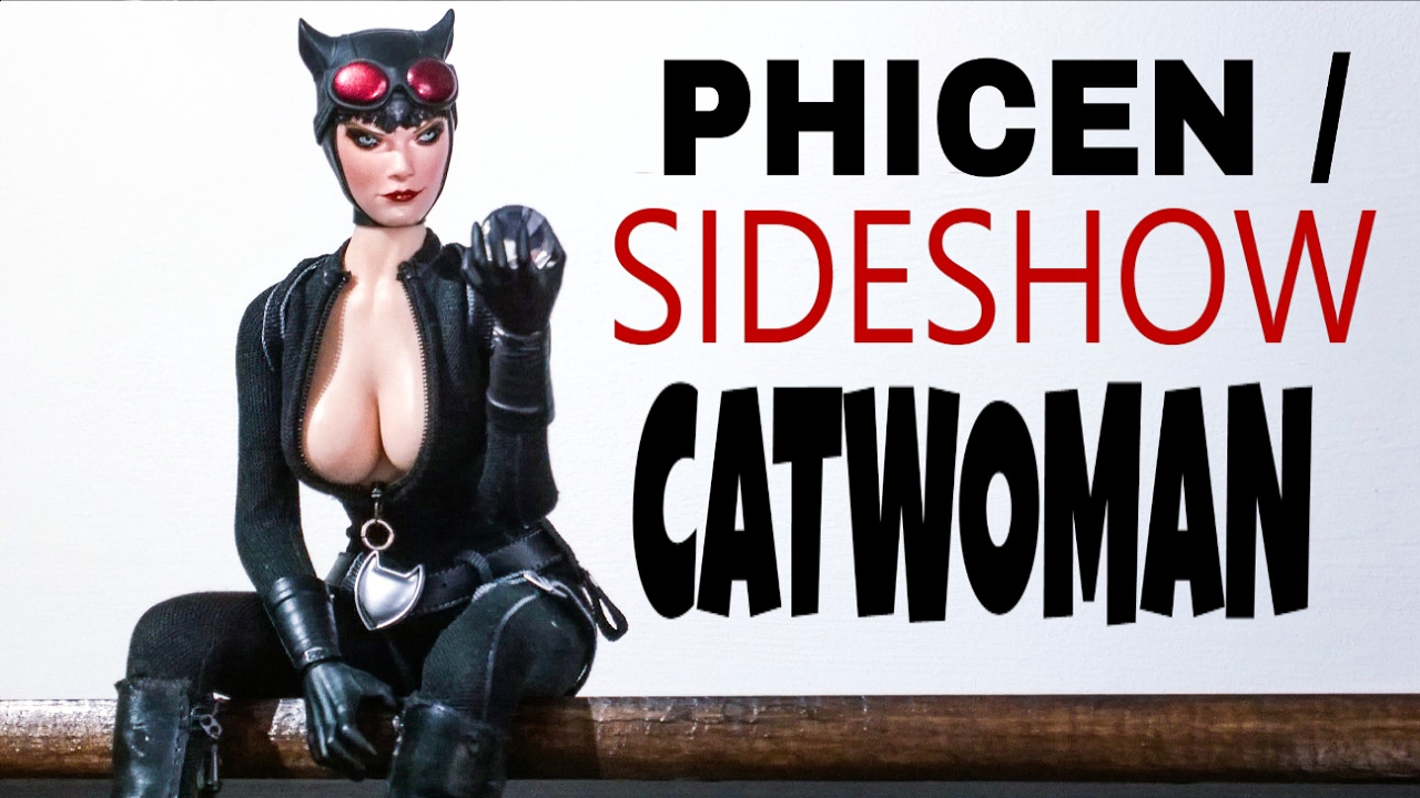 osw.zone / Sideshow collectibles 1/6 scale Catwoman figure. Like, comment, share & subsc...