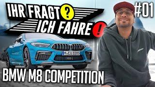JP Performance - Ihr fragt ich fahre! | BMW M8 Competition