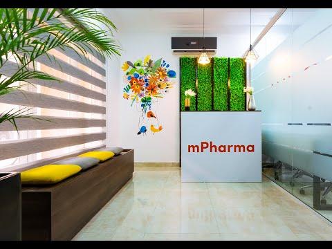 mPharma Office Lagos, Nigeria | Micdee Designs