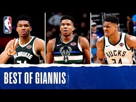 Part 1: Best of Giannis | 2019-20 NBA Season