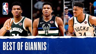 Best of Giannis | Part 1 | 2019-20 NBA Season