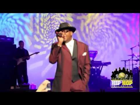 NJ Fans Explode Bobby Brown New Edition