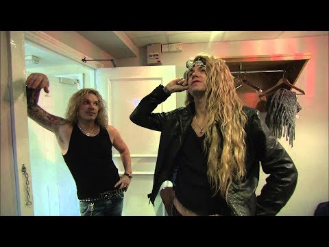 Steel Panther - down and dirty - behind the scenes; British invasion (HD)