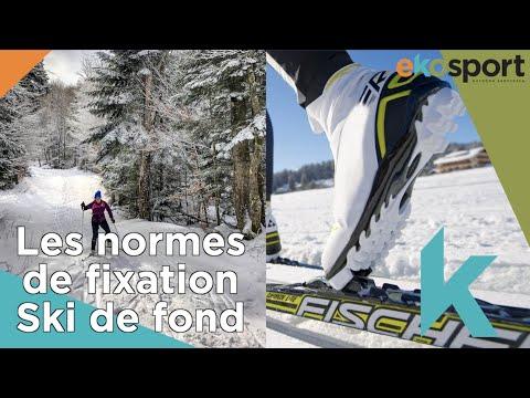 Pack ski de fond pas cher jusqu'à 50% sur Ekosport