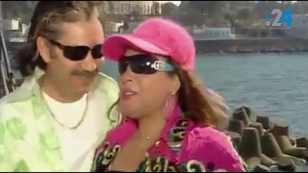 عزمي وأشجان أغرب قصة حب مصرية Youtube