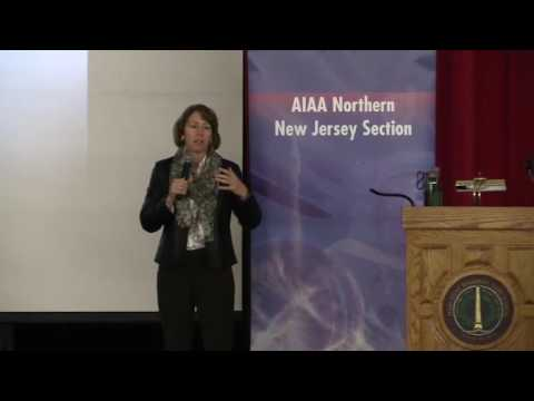 Perspectives from Space   Dr  Sandy Magnus 2015