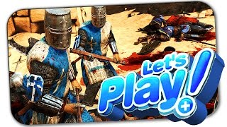ЛЕТСПЛЕЙ: Chivalry Medieval Warfare (Лучшая игра про Средневековье)
