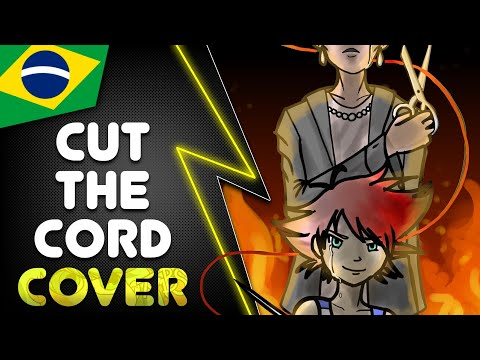 ⭐Cut The Cord - Male Cover Dublado PT-BR | The Living Tombstone