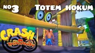 Crash Twinsanity Glitch Walkthrough: Totem Hokum