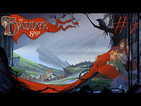 The Banner Saga - #Прохождение 1