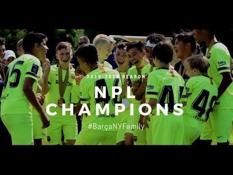 Barça Academy Pro NY 06' Pro Vs SUSA FC NPL | 2018-19 NPL CHAMPIONS