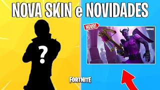 FORTNITE-NEW SKIN y LOCAL TEMPORADA 8?