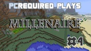 Let's Play Minecraft - Millenaire Adventure - Part 4