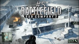 Battlefield: Bad Company 2 - Mission 5 : Crack the Sky (1080p)