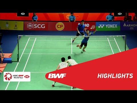 Princess Sirivannavari Thailand Masters 2018   Badminton MD - F - Highlights   BWF 2018