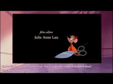 Cinderella II: Dreams Come True - Put It Together (EU Portuguese)