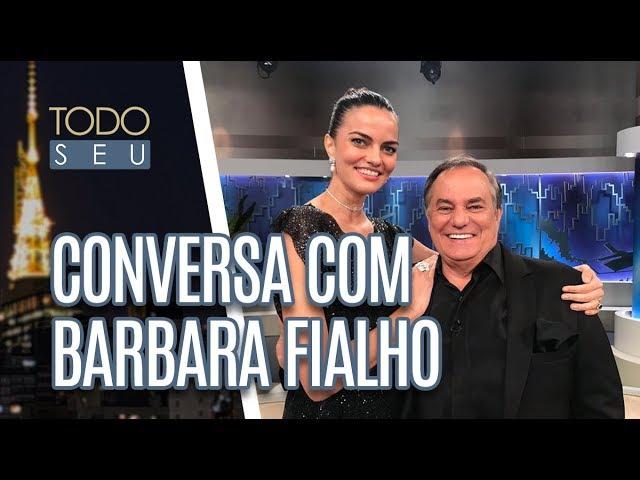 Conversa com Barbara Fialho - Todo Seu (15/02/19)