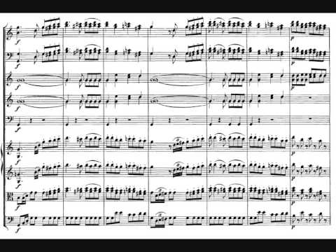 Mozart, Symphony n. 36 in C Major