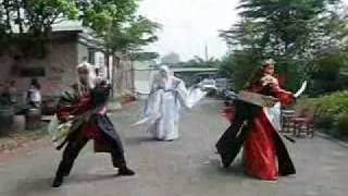 《扮X演》2011-舞門之武角色扮演劇團