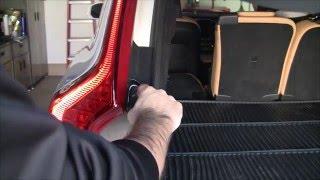 Volvo Rear Gate Rattle