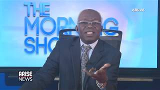 Femi Falana speaks on the unconstitutional allocation of Oil Blocs to Individuals and IOC's