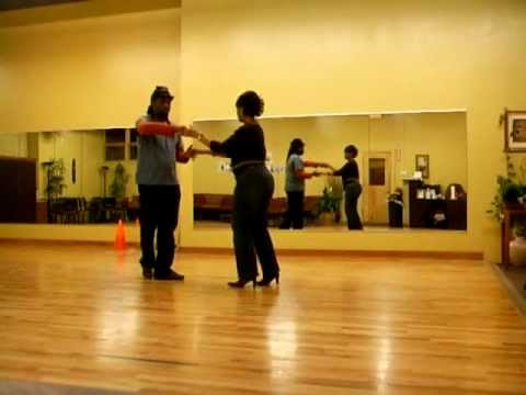 Chicago Steppin Private Lesson Followers Training Youtube