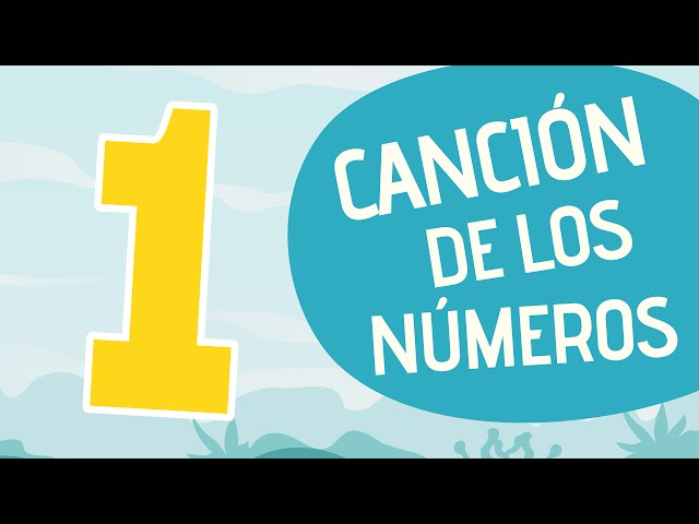 Canción de los números - Canciones infantiles - Toobys Videos De Viajes