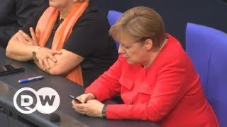 Germany: Is Merkel's government mired in Conflict? | DW English