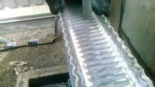 Герметик для системы охлаждения. Чистка после применения.