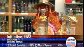 Washington State Voters Approve Law To Privatize Liquor Sales