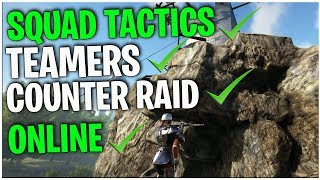 TACTICAL ONLINE RAID + COUNTER RAID! - Official Small Tribe PvP | Ark Survival Evolved Ep36