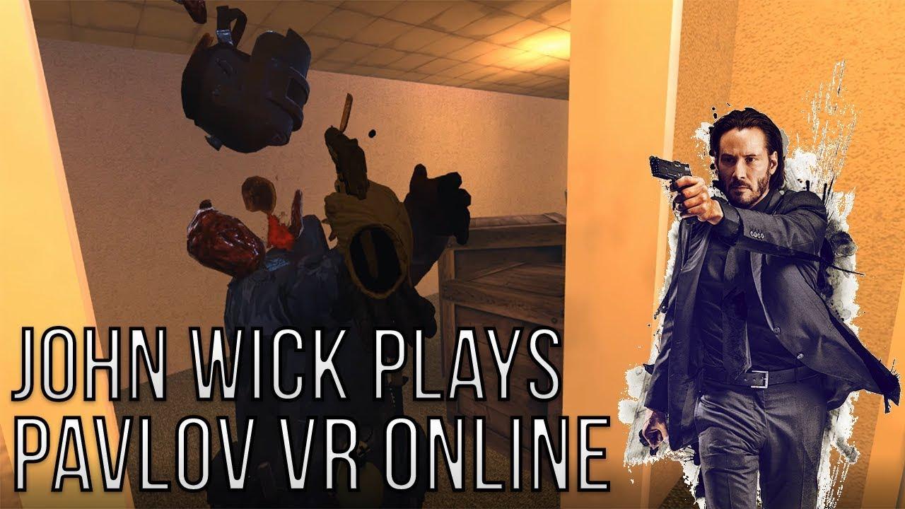 how to play pavlov vr
