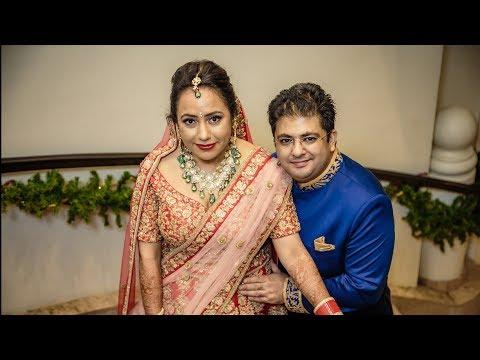 Indian Wedding Highlights at Opal Sands & Grand Hyatt Tampa