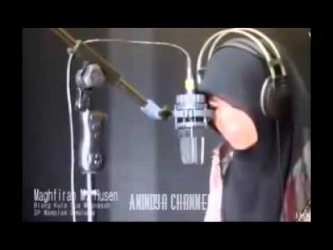 Suara Merdu Bacaan Al Qur'an Gadis Aceh Tenangkan Hati