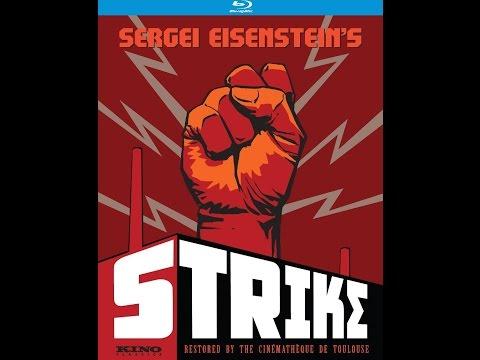 Strike  1925  Sergei Eisenstein