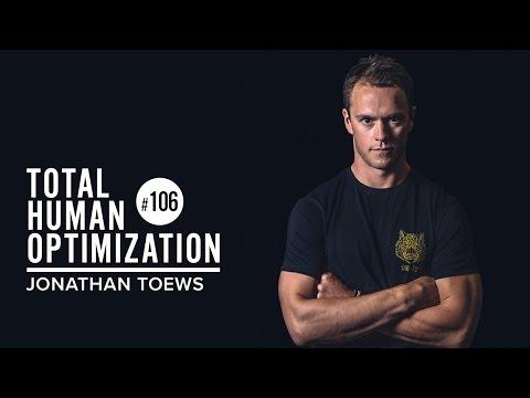#106 Jonathan Toews | Total Human Optimization Podcast