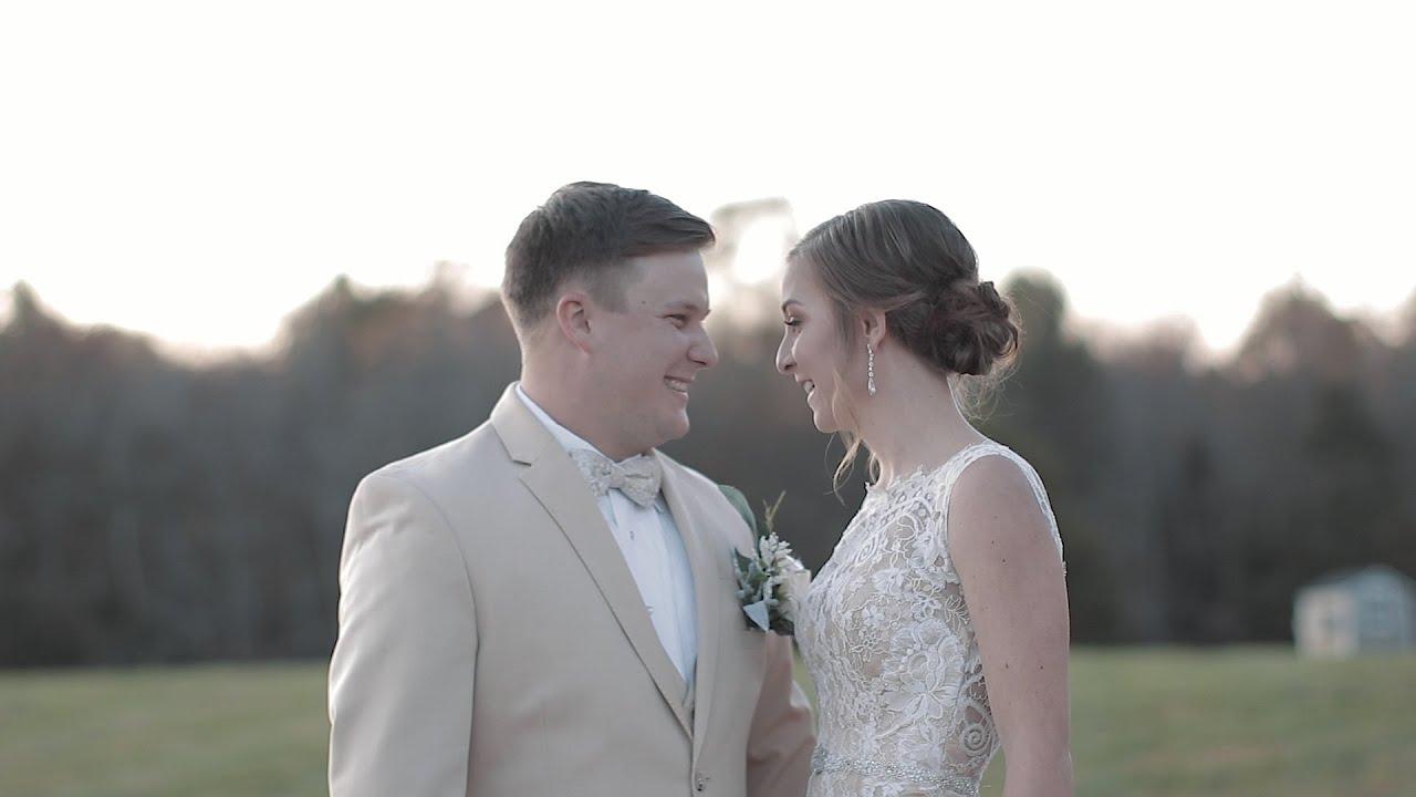 Canon 5D Mark IV Wedding Film (Tanner & Taylor)