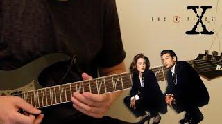 Секретные материалы (The X-Files) - Электро версия