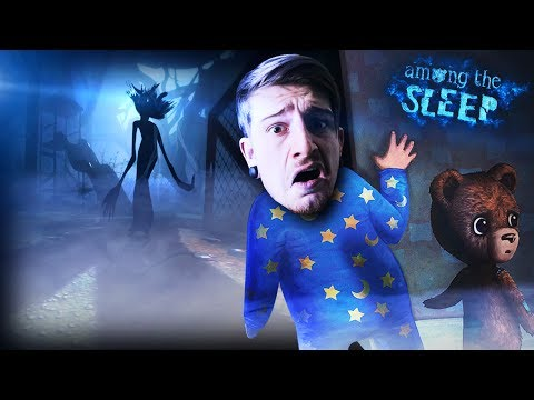 UH.. WHO IS THIS!?! || Among The Sleep (Part 1)
