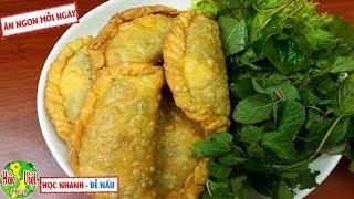 ✅ Làm Bánh Gói Nhanh Nhất Bằng Vỏ Bánh Mua Sẵn | Hồn Việt Food