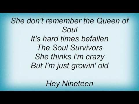 Steely Dan - Hey Nineteen Lyrics