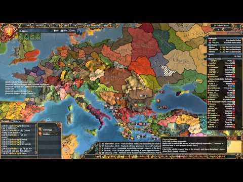 All Hail Soop [1] Bulgaria MP w/Fans Shattered Europe Mod Europa Universalis 4