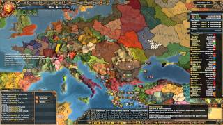 All Hail Soop [1] Bulgaria MP w/Fans Shattered Europe Mod Europa Universalis 4