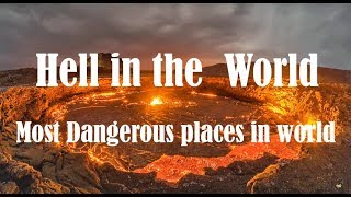 10 Most Dangerous Places In The World