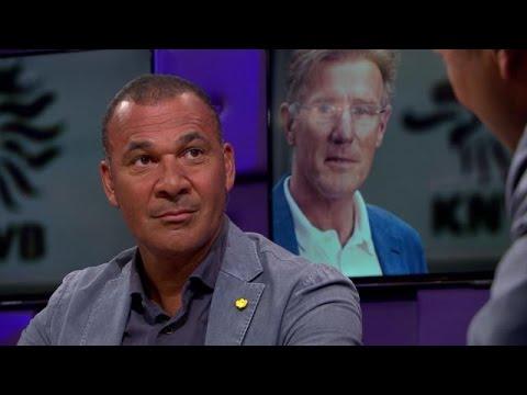 Gullit openhartig over KNVB-directeur Van Breukelen - RTL LATE NIGHT