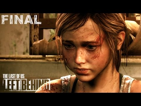 THE LAST OF US LLEGA A SU FIN | Left Behind (3) - JuegaGerman