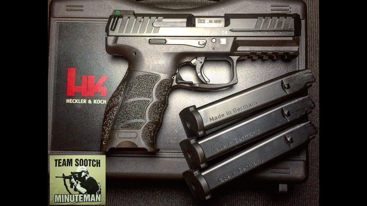 HK VP40 40 Cali... Jimenez Arms
