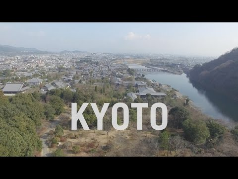 Take a Beautiful Drone Tour of Kyoto | Travel + Leisure
