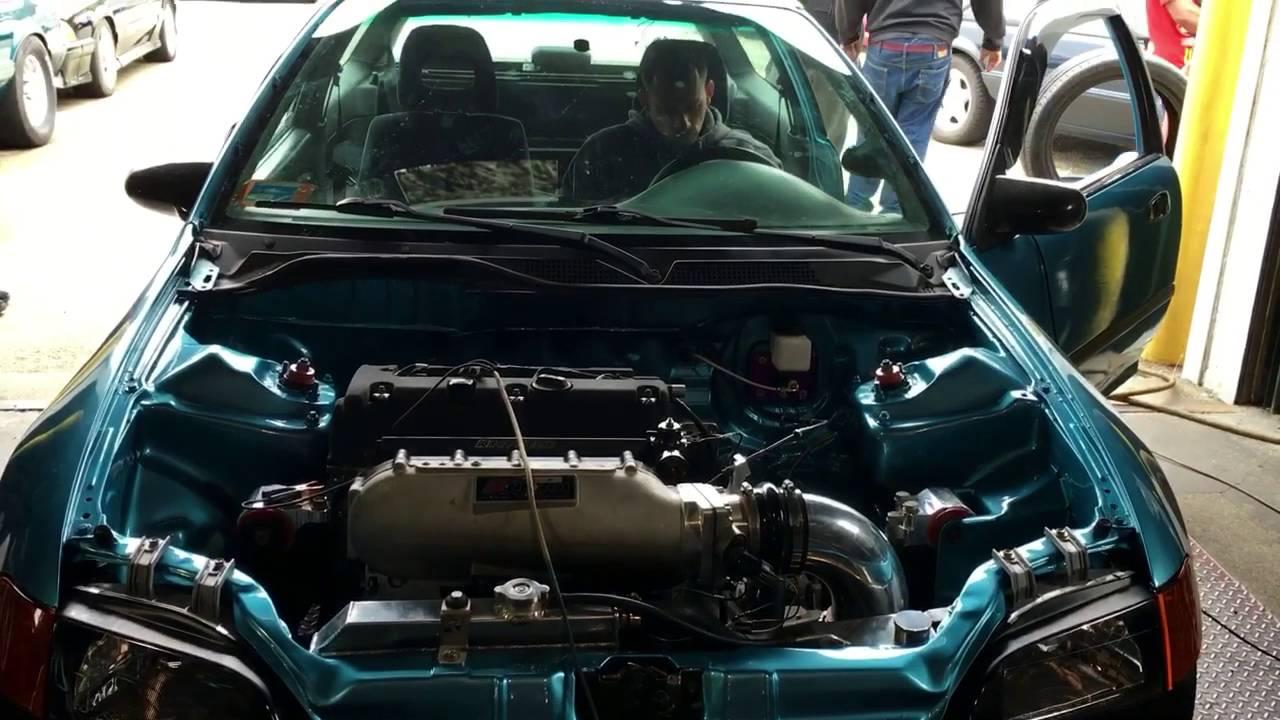 All Motor k24/k20 313hp