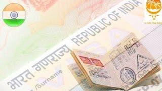 видео Виза в Индию для россиян / сколько стоит виза в индию для россиян